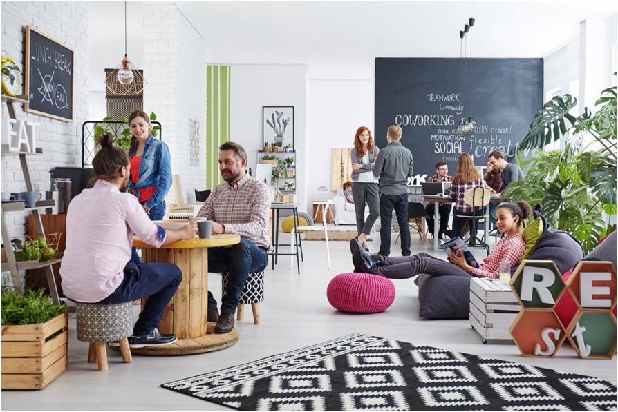 OFFICE DESIGN GOES BACK TO SCHOOL